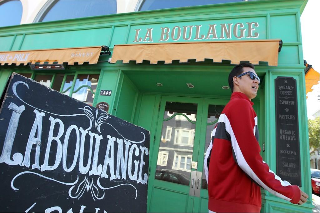 Signs for Laboulange