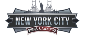 New York City Signs & Awnings Logo transparent